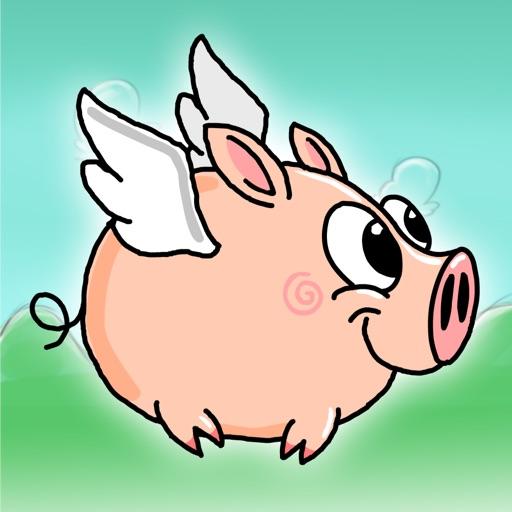 Flap Flap Piggy HD - Full Version