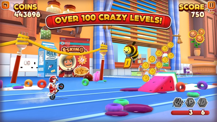 Joe Danger Infinity screenshot-0