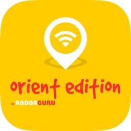 Radar Guru Police Radar - Orient