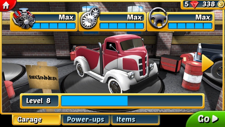 Parcel Panic 2 - Post Car Racing screenshot-4