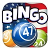 All-American Bingo Game: Fun Party in the USA Edition - FREE