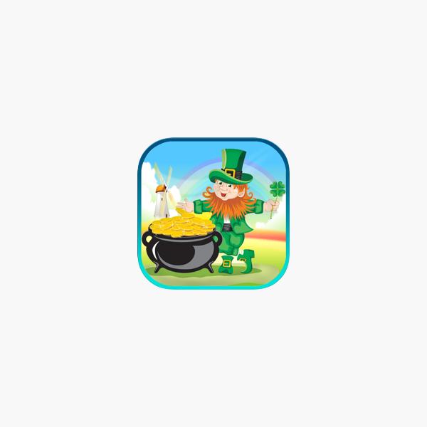 suerte de duende y su búsqueda de oro en App Store