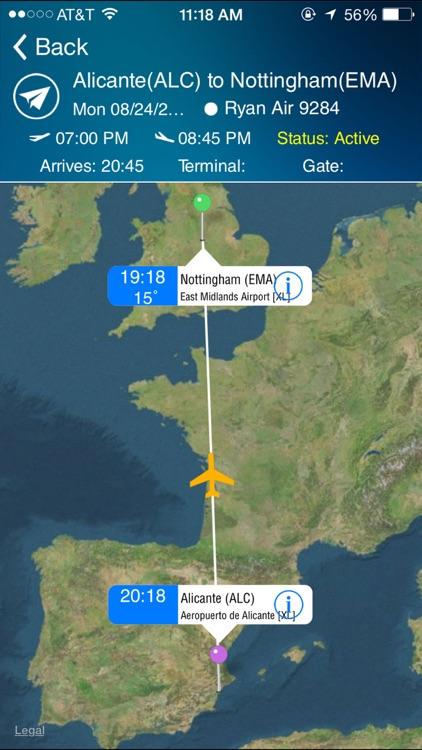 Birmingham Airport (BHX) Flight Tracker