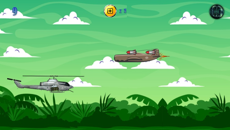 Helicopter Shooting Attack Adventure - Heli Sky Bomb Blast Mania Free