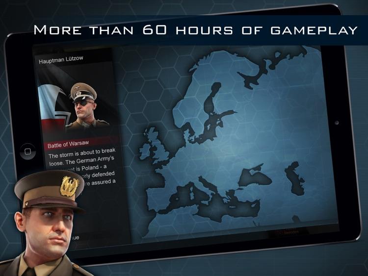 Panzer Tactics HD screenshot-4