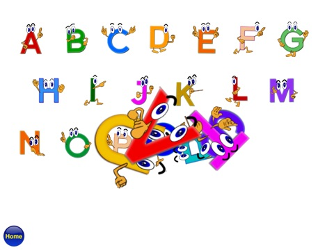 ABC Alphabet Phonics - Alphabet Ordering, ABC Song, Letters Matching and Phonics Sound iPad
