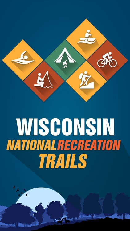 Wisconsin National Recreation Trails screenshot-0