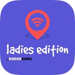 Radar Guru Police Radars - Lady edition