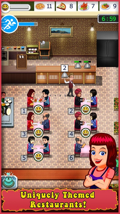 Restaurant Tycoon screenshot-1