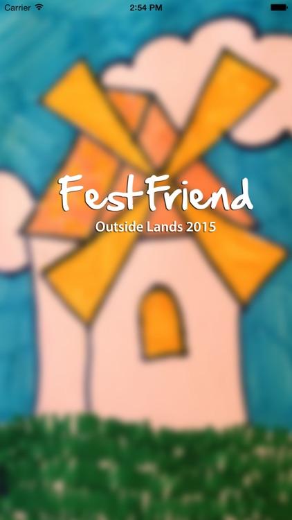 FestFriend for Outside Lands 2015