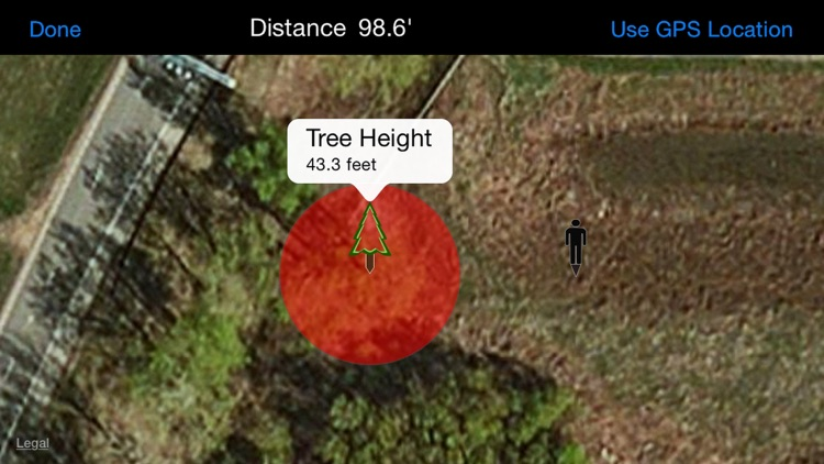 Timber Tree Height Estimator