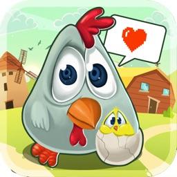 Chicken Loves Egg Lite