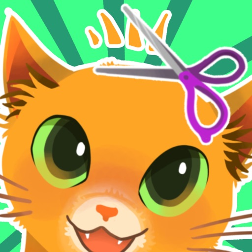 A Kitty Cat Shave Me Salon - eXtreme Makeover Spa Games Edition icon
