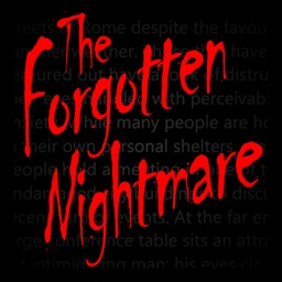The Forgotten Nightmare - A Text Adventure Game
