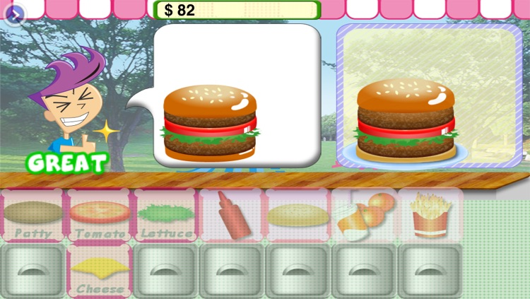 Yummy Burger Free New Maker Games App Lite- Funny,Cool,Simple,Cartoon Cooking Casual Gratis Game Apps for All Boys and Girls