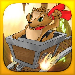 Animal Rail Action Adventure Game