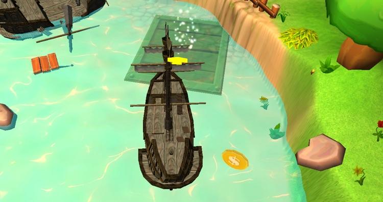 Fantasy Classic Boat Parking screenshot-3