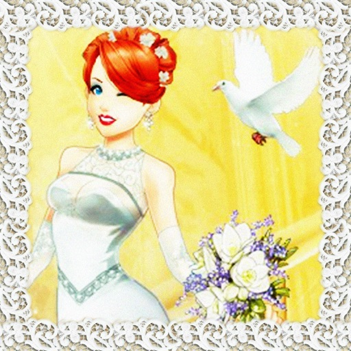 Wedding Lily - KaiserGames™ play marriage bride dress up style love & beauty make up game for girls