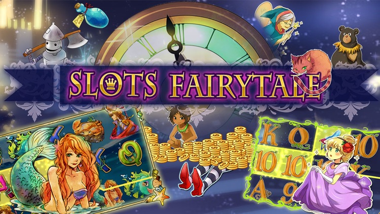 SLOTS FAIRYTALE™ - Free Casino Slot Machine Game with the best progressive jackpots for phone and tablet. New for 2015! (Play offline - no internet or wifi needed)