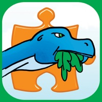 Codes for Dinosaur Jigsaw Puzzles Free - Fun Animated Kids Jigsaw Puzzle with HD Cartoon Dinosaurs! Hack