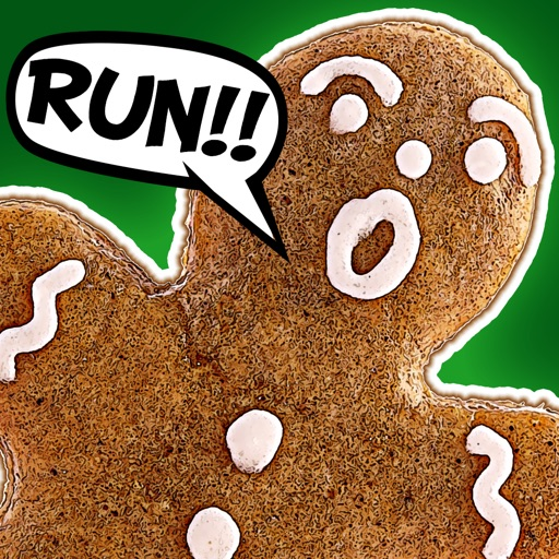 3D Ginger-bread Christmas Running Game For Awesome Kid-s Pro Version