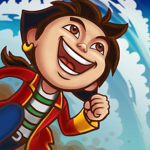 3D Pirate Runner Revenge Challenge Game for Free