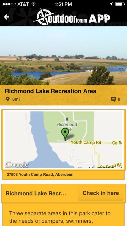 Outdoor Forum: Hunt, Fish SD screenshot-3