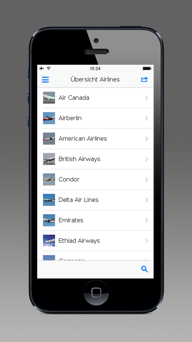 Flugzeuge Ratgeber screenshot two