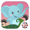 English with Benny for kids. Learning English language by flashcards: colors and numbers, greetings and family, food and fruits, animals and remember the pronunciation of words FREE