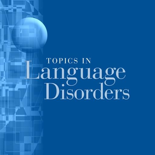 Topics in Language Disorders