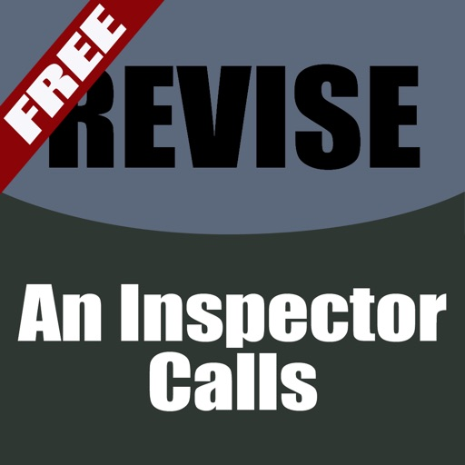 Revise An Inspector Calls Free
