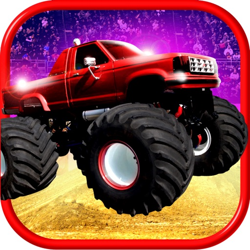 3D Monster Truck Driving Simulator Frenzy By Rival Road Moto Racing Games Pro
