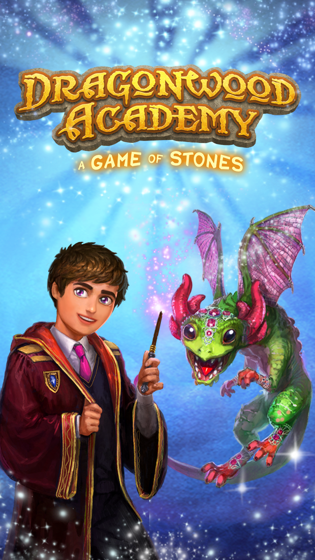 Dragonwood Academy: A Game of Stones