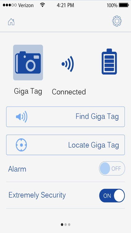ATAtech BLE Proximity Tag by ATAteches