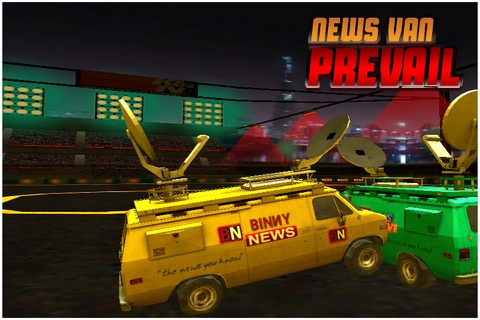 News Van Prevail screenshot 3