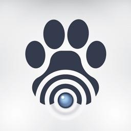 DogScanner - dogwalk live tracking GPS navigation app for dog owners.