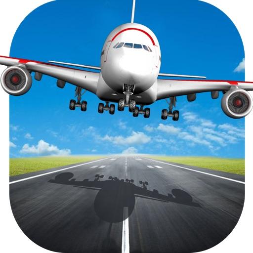 Transport Plane Landing