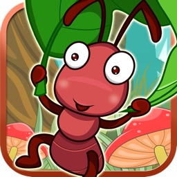 Bouncing Bug Adventure - Bug's Escape Life on the Run