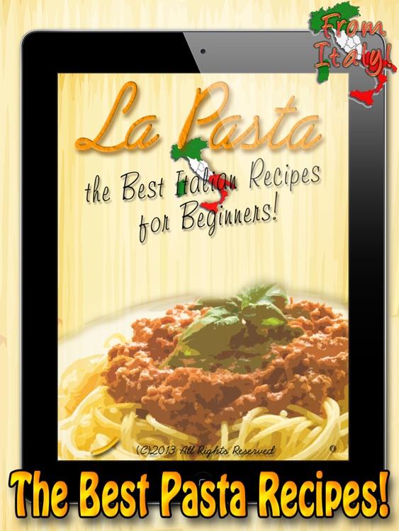 La Pasta HD Volume 3 - Italian Pasta Recipes for Beginners