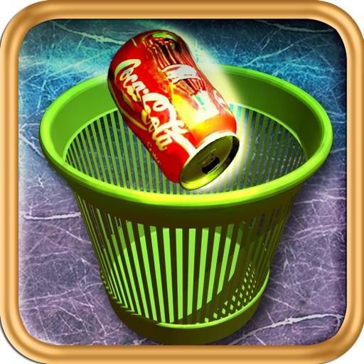 Can Toss Lite : Семья игра бросая с прохладной 3D-графики - верхняя перекос фильм весело приложение для детей - Лучшие убийцы времени игры