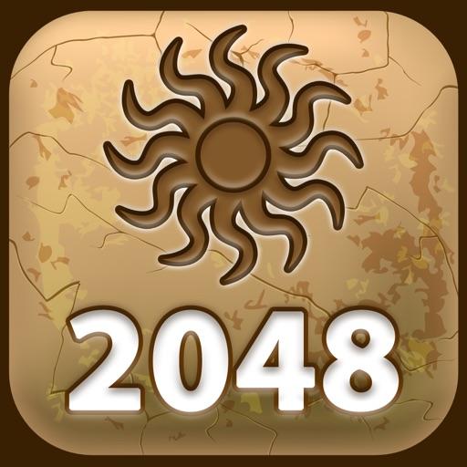 2048 Aztec Rune Stones
