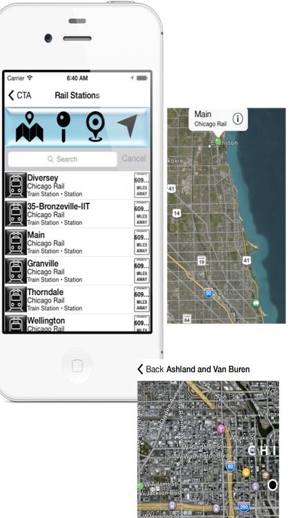 Chicago Transit Buddy screenshot-4