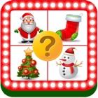 크리스마스 연상 퀴즈 (캐롤 배경 음악) icon