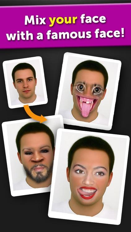 Celebrity Face Mania screenshot-4