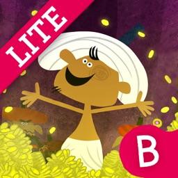 Alí Babá y los 40 ladrones (LITE). Una gran historia animada, un cuento clásico, la historia y el juego para niños de 2-8 años. Libro interactivo de aprendizaje para la etapa preescolar y 1º y 2º de Primaria.