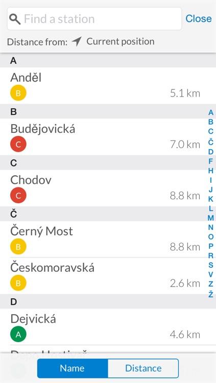 METRO : Prague screenshot-4