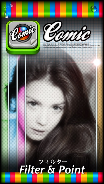 Comic Film Story 360 Plus - Best Photo Editor and Stylish Camera Filters Effects screenshot-3