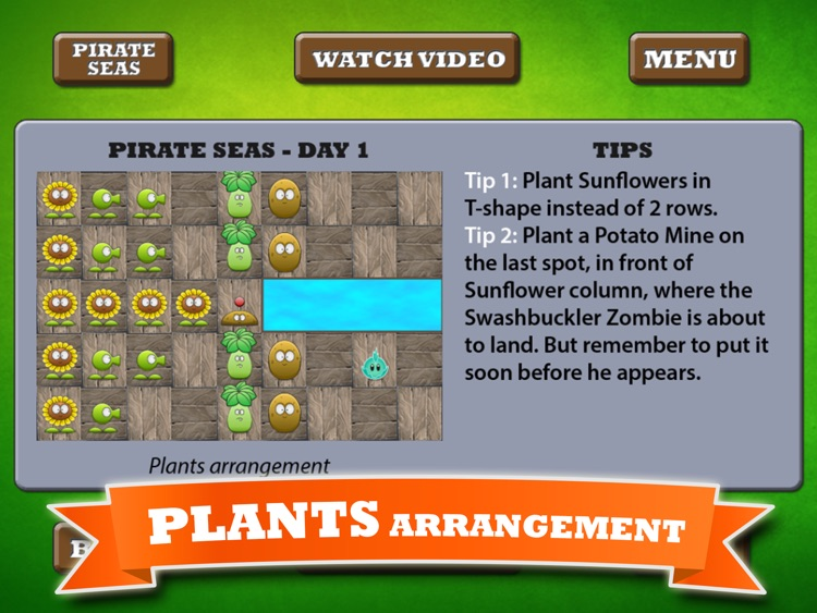 Offline Guide For Plants vs. Zombies 2 HD screenshot-3