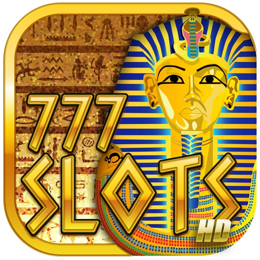 Ace Slots Pharaoh's Gold - Jackpot Kingdom Journey Slot Machine Games HD icon