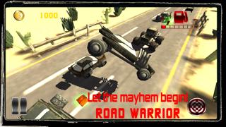 ロードウォリアー - 最高のスーパー楽しい3D破壊カーレースゲーム (Road Warrior - Best Super Fun 3D Destruction Car Racing Game)のおすすめ画像2